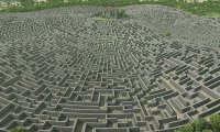 for your basic underground maze