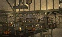Quiet Medieval Inn