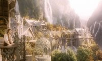 On a Balcony in Rivendell