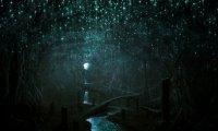 rainy cave (horror)