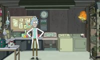 The Garage of Rick Sanchez