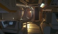 Nostromo Bridge