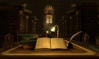 tweaked hogwarts library