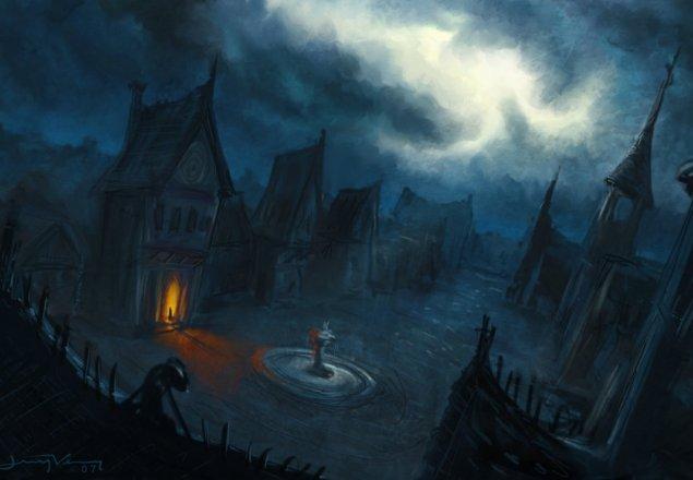 curse of strahd - ravenloft