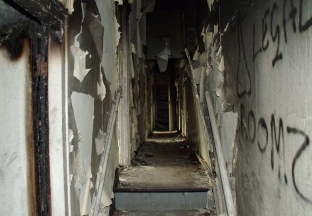 Abandoned Hospital audio atmosphere