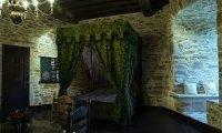Slytherin's dormitory