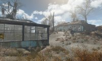 Fo4- Greentop Nursery during the day