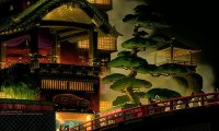 Bath House - Spirited Away
