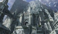 Minas Tirith, the White City of Gondor