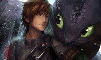 A Night in Berk with Hiccup