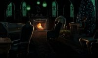 Ambient Noise from the Slytherin Common Room
