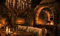 empty fantasy tavern
