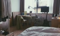 BTS AU The Eighth Member's Dorm Room