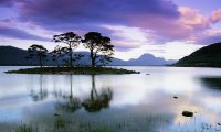 http://www.ambient-mixer.comSunset on Loch Maree