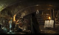 Professor Snape's Potions Class