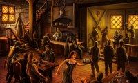 D&D fantasy Inn/pub/tavern