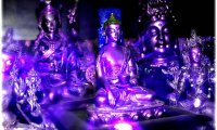 Buddhist Monk Deep Throat Chant