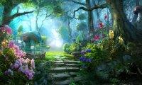 A stroll through enchantment