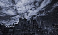 http://www.ambient-mixer.comRainy Night in Gotham