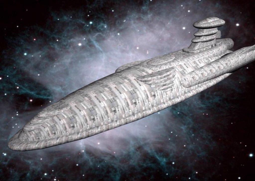 space cruise audio atmosphere