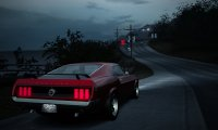 http://www.ambient-mixer.comRoute 66 in an old Mustang