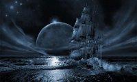 Haunted Fantasy Docks at Night