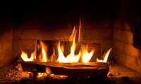 http://www.ambient-mixer.comBy the fireplace, during a storm