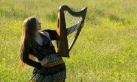 http://www.ambient-mixer.comCeltic Harp on a Rainy, Windy Day