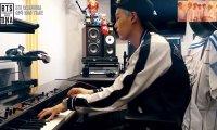 Studying in Min Yoongis studio