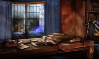 Ravenclaw Common Room: Daytime on a weekend