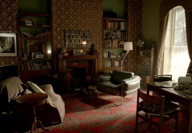 The Flat Of Sherlock Holmes And John Watson Audio Atmosphere