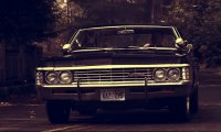 http://www.ambient-mixer.comDriving in the Impala