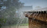 Raining on the Roof