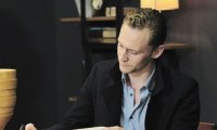 Loki/Tom Hiddleston reads you to sleep beside a fire, on a stormy night.