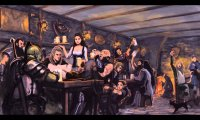 Tavern ambient DND