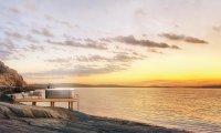 Lake ambiance