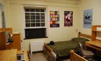 Rainy College Dorm