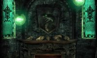 New Slytherin Common Room