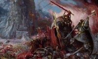 medieval/fantasy battleground