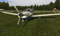 Quiet Country Airport - 500 Feet