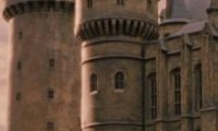 Gryffindor Tower in Spring